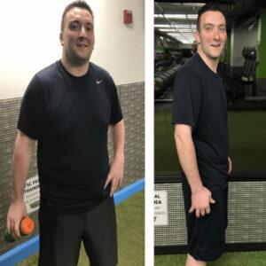 Steve - 100 lbs.